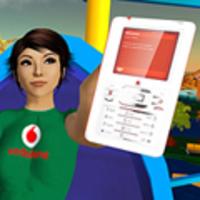 Vodafone mobilszolgáltatás Secondlife felhasználóknak