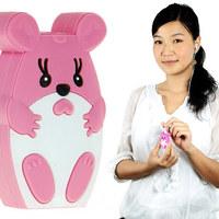 Rózsaszín panda mp3 lejátszó