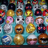 Angry tojások