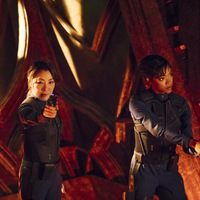 Hajónapló: Discovery 1x01: The Vulcan Hello, 1x02: Battle at the Binary Stars