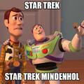 Tulajdonképpen minden film Star Trek-film