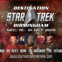 Beszámoló: Destination Star Trek Birmingham