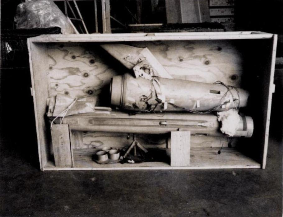 1974. március: kikerül a dobozból