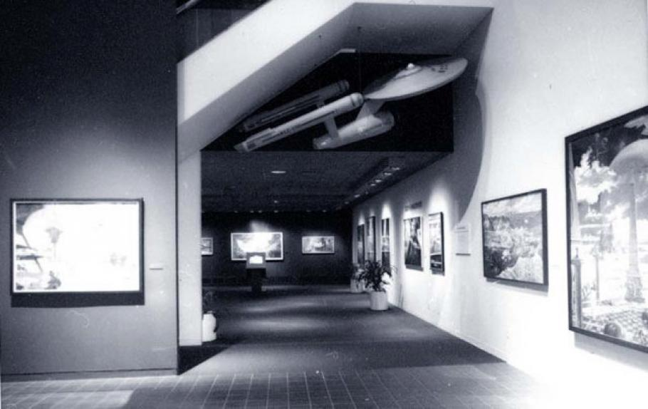 'Flight and the Arts'