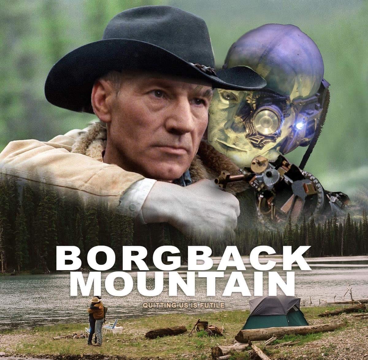 Borgback Mountain - Túl a barátságon<br />'A szakítás hasztalan.'