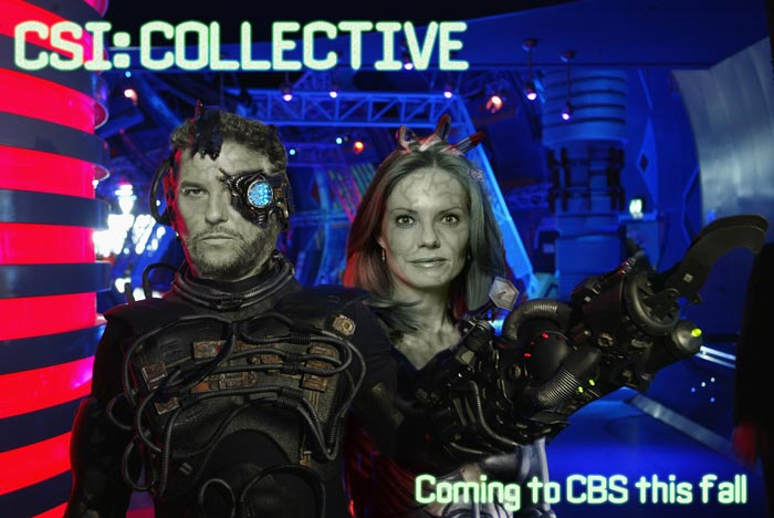 CSI - A Kollektíva helyszínelői