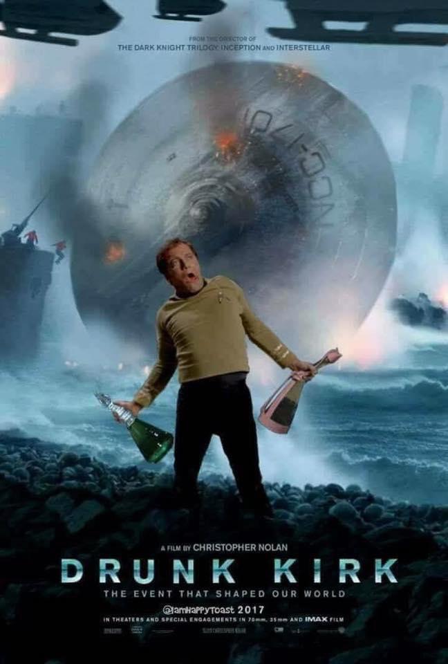 Drunk Kirk <br />(Mi kérünk elnézést.)