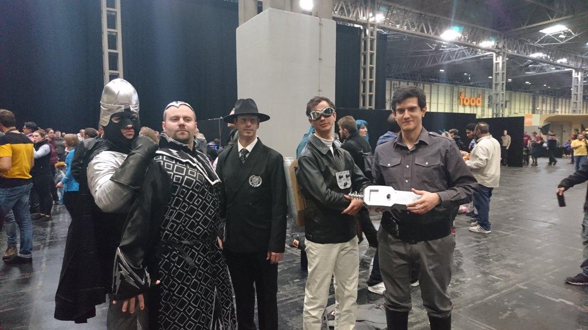 A Proton kapitány holoprogram szereplői