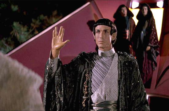 Vulkániak a 'Star Trek: First Contact'-ban