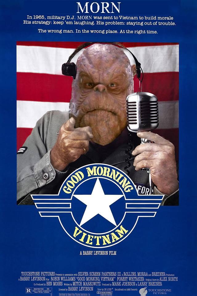 Köztudottan a Trek legtöbbet beszélő szereplője