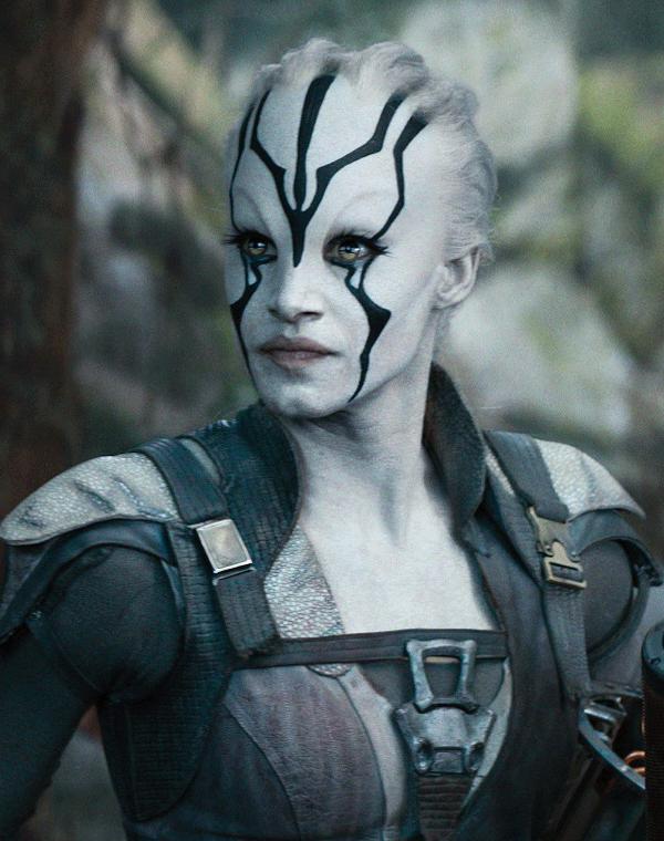 Jaylah a Star Trek Beyondban
