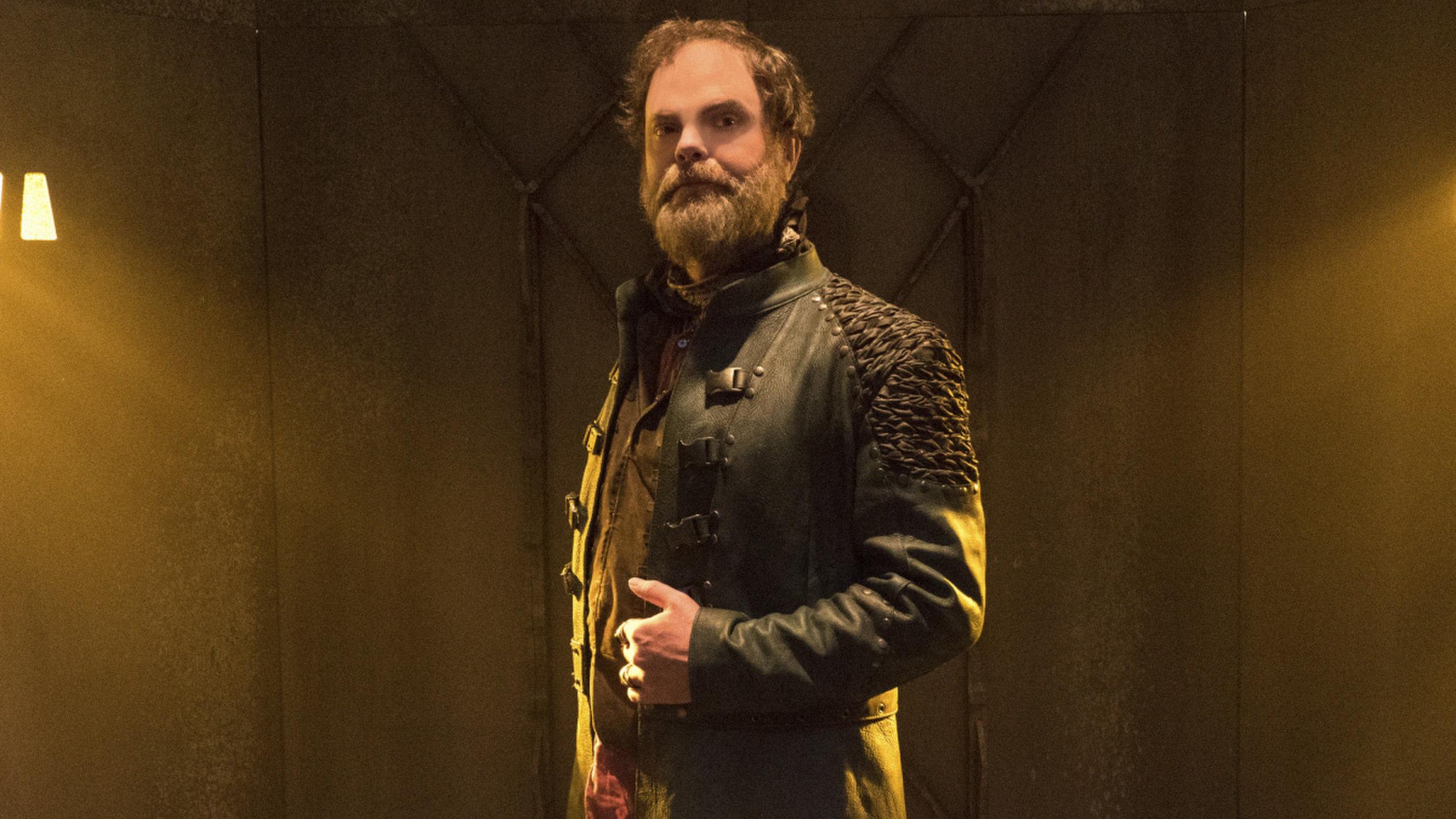 Harry Mudd (Rainn Wilson) a TOS egyik bajkeverője visszatér a Discoveryben