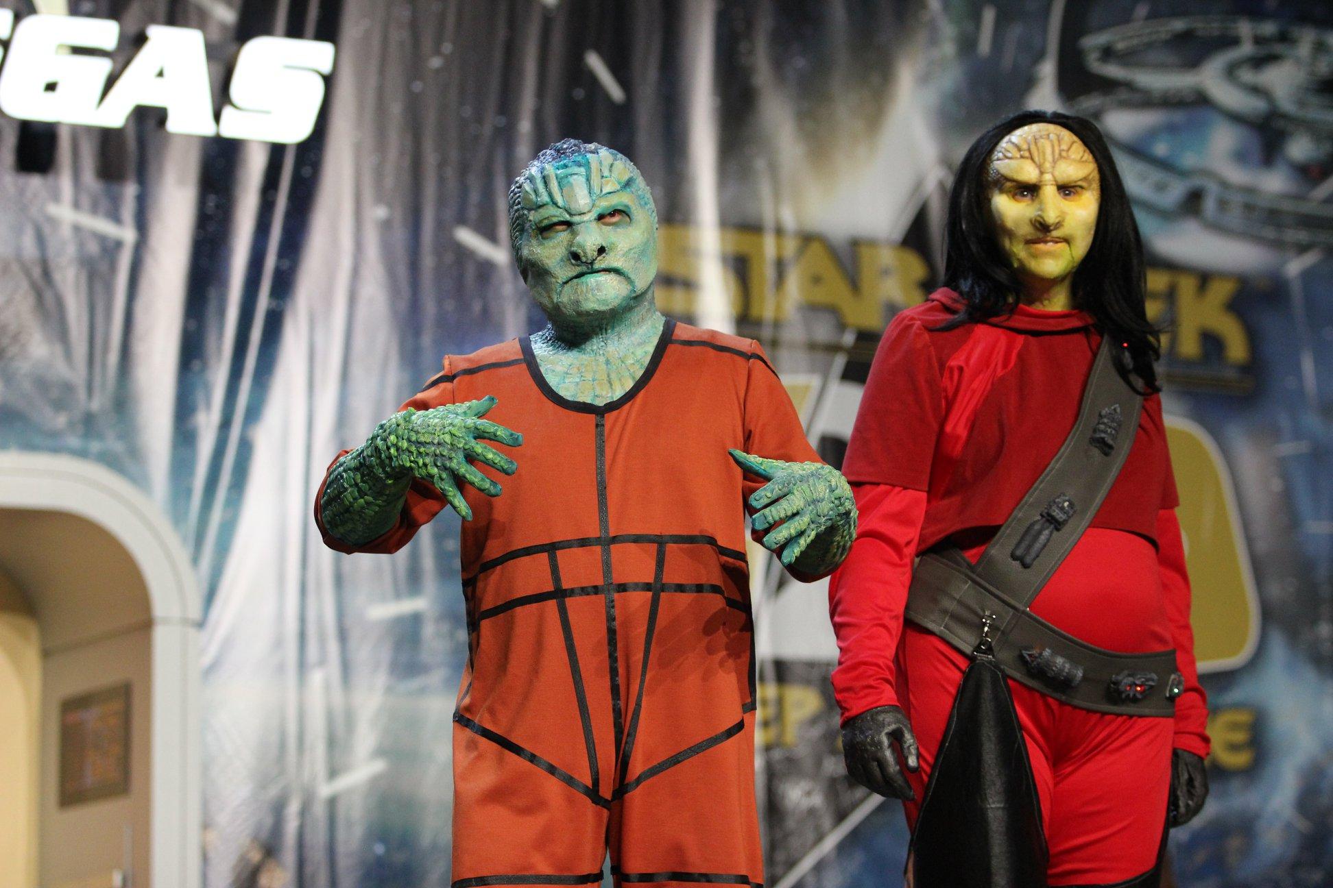 Tosk és a vadász egy DS9-epizódból