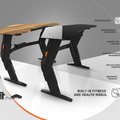 Budapest-based Ait Smart Desk running a highly successful campaign on Indiegogo