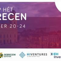 Startup Hét Debrecen 2017