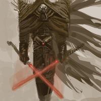 Hogy nézne ki Darth Vader, ha?