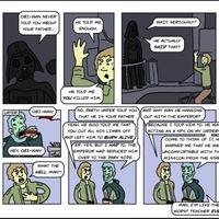 Miután Darth Vader elárulta