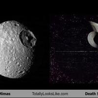 A Szaturnusz körül kering a Halálcsillag