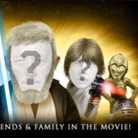 Légy te a Star Wars főszereplője!