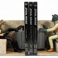 Mos Eisley Cantina könyvtámaszok