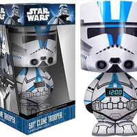 Clone trooper lámpa mp3 dokkolóval