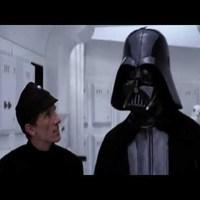 Schwarzenegger mint Darth Vader