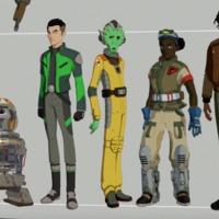 Star Wars Ellenállás: A Tűzgolyó Csapat
