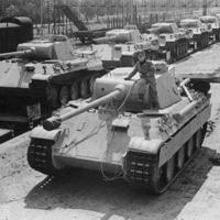 A német tank probléma