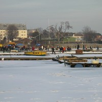 A Duna jegén