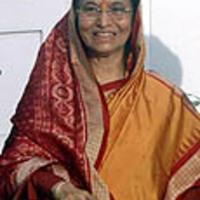 India első női elnöke