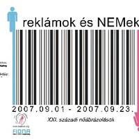 Reklámok és NEMek - a kiállítás Pécsre utazik