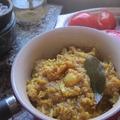 Aloo Ghobi – Keleti krumplis karfiol