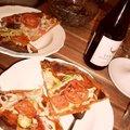 Szupergyors pizza karamellizált paradicsommal