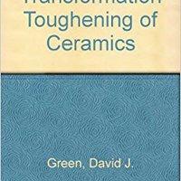 \FREE\ Transformation Toughening Of Ceramics. nesta tecnicos Adjunta Season Ronnie advanced Diesel Gregory