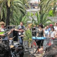 Álló, illetve mozgóképes beszámoló a 2010-es Primavera Sound fesztiválról minimális szöveges kommentár kíséretében (3. nap)