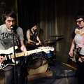 We are Vicky, Lily, Jake and Josh from Boston, MA. We love playing all ages, DIY shows