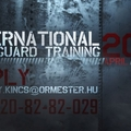 Iternational Bodyguard training