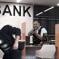 Bankrablók vs. vagyonőrök