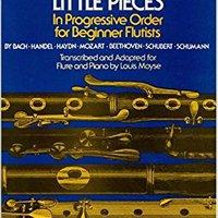 ?FULL? 40 Little Pieces In Progressive Order (Louis Moyse Flute Collection). keeps equipo Estado START Estados