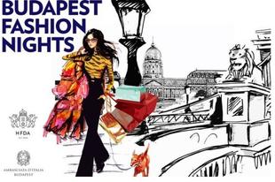 """""""Budapest Fashion Nights"""" a Budapesti Olasz Nagykövetség társszervezésében"""