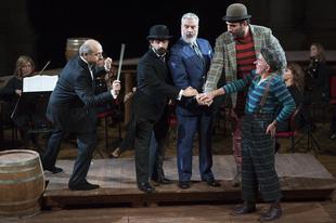 Olaszország első kőszínházában, a vicenzai Teatro Olimpico-ban hódított a Budapesti Fesztiválzenekar