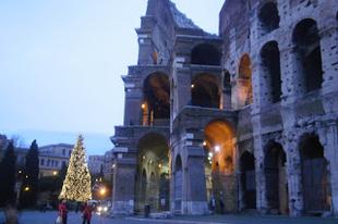 Advent Rómában - 2011. december 16-18. aranyvasárnap -