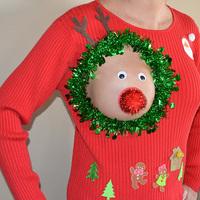 Ilyen ronda karácsonyi pulcsikat még nem láttál!
