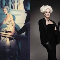 11 szépség, akiknek jól áll a kor