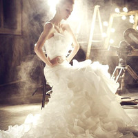 2018-as esküvői ruha trendek