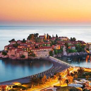 Középkori városok és luxus: nyaralj Montenegróban!