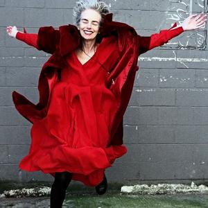A 7 legmenőbb 50 feletti divatblogger