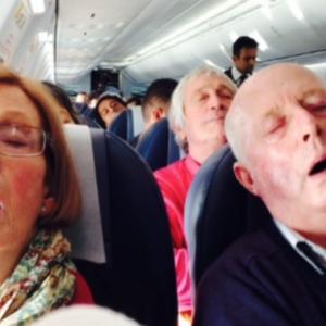 Hogyan éld túl a hosszú repülőutakat