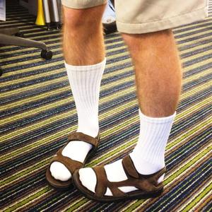 A tökéletes zokniválasztás hétparancsolata