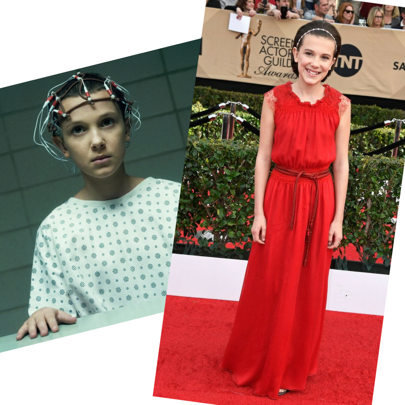 Millie Bobby Brown/Stranger Things